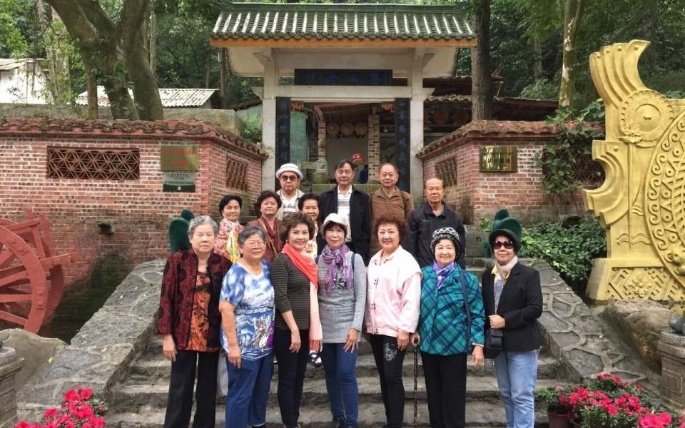 กรุ้ป หนานหนิง ปาหม่า วันที่ 4-9 มีนาคม