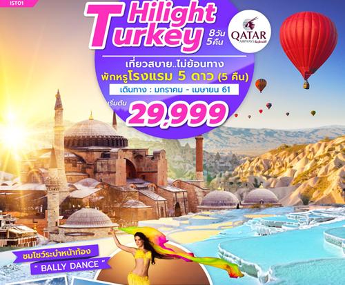HILIGHT TURKEY