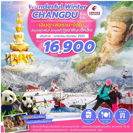WONDERFUL WINTER CHANGDU