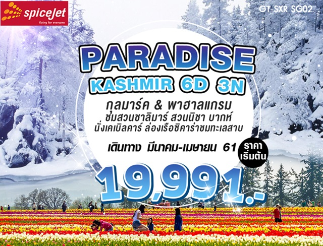 PARADISE KASHMIR