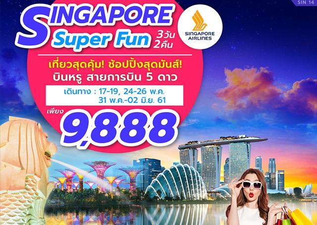 SINGAPORE SUPER FUN